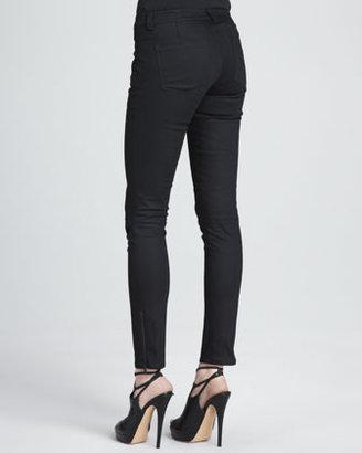 Robert Rodriguez Front-Zip Skinny Pants