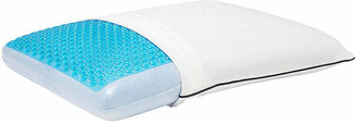 Sleep Innovations Gel Memory Foam Textured Standard Pillow