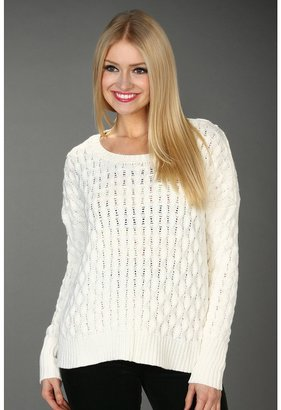 BB Dakota Lauraine Sweater (Ivory) - Apparel