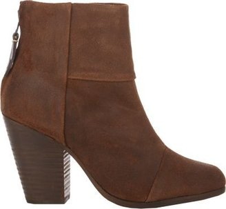 Rag & Bone Women's Newbury Ankle Boots-BROWN $495 thestylecure.com