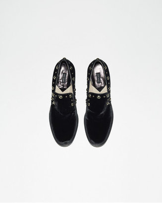 Marc Jacobs Heeled Cabouchon Loafer