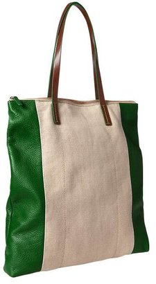 Gap Two-tone canvas tote