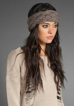 Eugenia Kim Jessica Basketweave Cable Headband