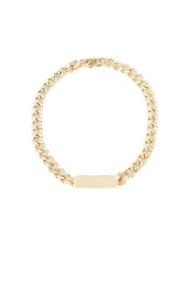 Marc Jacobs ID Chain Necklace