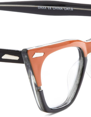 Coastline Cruise Glasses in Orange
