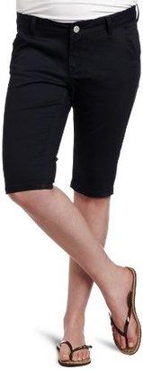 Southpole Junior's Plus Size BASIC Uniform Bermuda Shorts