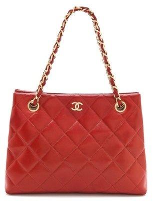 WGACA Vintage Chanel Quilted Bag