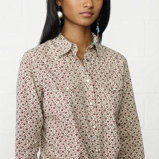 Denim & Supply Ralph Lauren Floral Colette Cowgirl Shirt
