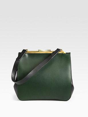 Marni Vitello Frame Shoulder Bag