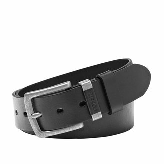 Fossil Men's Jay Leather Belt