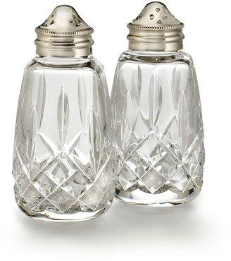Waterford Crystal Lismore Salt & Pepper Shakers