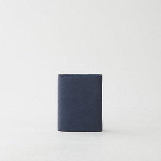 Steven Alan POSTALCO bi-fold coin card wallet