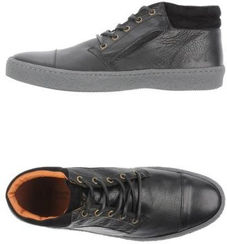 Armani Jeans High-top sneaker