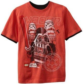 Star Wars Boys 8-20 Vader Short Sleeve Tee