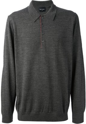 Paul Smith button sweater
