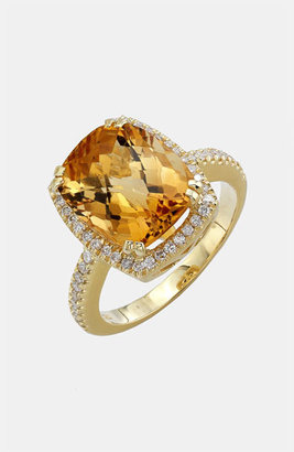 Nordstrom Bony Levy Semiprecious Stone & Diamond Ring Exclusive)