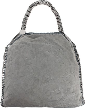 Stella McCartney Large Embossed Tote Bag