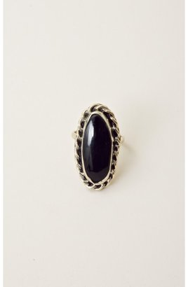 Natalie B Two Raven Adjustable Ring