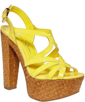 Jessica Simpson Shoes, Cizal Wedge Sandals