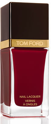 Tom Ford Nail Lacquer, Smoke Red
