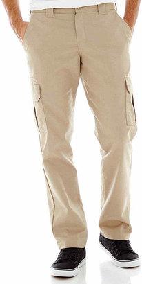 Dickies Slim Fit Straight Leg Twill Cargo Pant