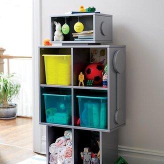 Baby Essentials Orange Cube Top Box