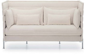Vitra Alcove Two Seater Laser Ivory