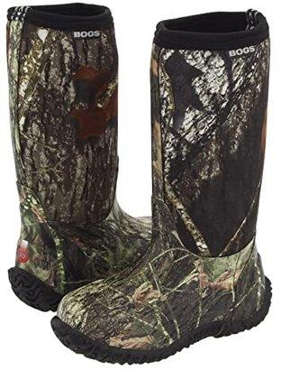 Bogs Classic High No Handles (Toddler/Little Kid/Big Kid) (Mossy Oak) Kids Shoes
