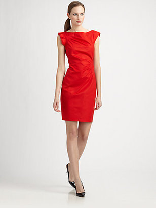 HUGO BOSS Boatneck Dress