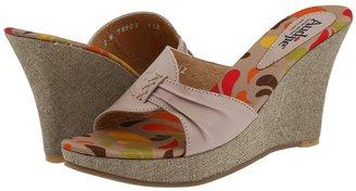 Audjie Emily (Pink) - Footwear