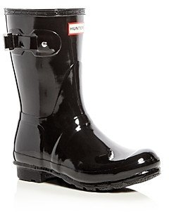 Hunter Women's Original Short Gloss Rain Boots