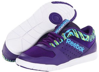 Reebok Dance UrLead 2.0 (Ultra Violet/Blue Blink/White) - Footwear