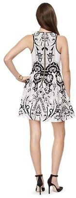 Juicy Couture Deco Print Dress