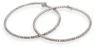 Violeta BY MANGO Faceted Crystal Bracelet