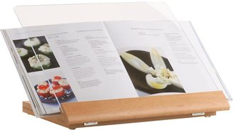 Crate & Barrel Cookbook Stand