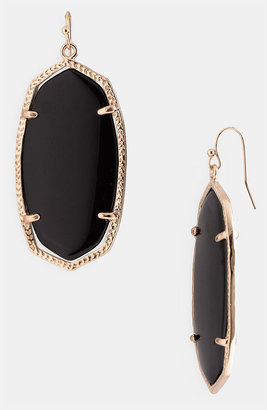 Kendra Scott 'Danielle' Oval Statement Earrings