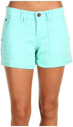 Sanctuary Catch Short Colors (Mojito) - Apparel
