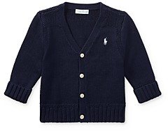 Ralph Lauren Boys' Combed Cotton Sweater - Baby