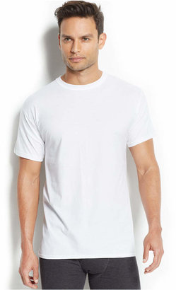 Hanes men x-temp performance crew-neck Undershirt 4-pack