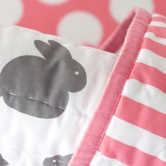 Hop to It Baby Quilt