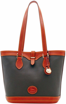 Dooney & Bourke All Weather Leather 2 Bucket Bag