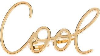 Lanvin 'Cool' ring
