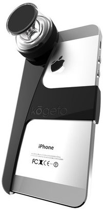 Kacmaz Entertainment Dot Panorama Phone Lens Black II