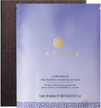 Tatcha Women's Deep Hydration Revitalizing Eye Mask - 10 Pack $95 thestylecure.com