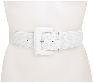 Lodis Covered Buckle Hip Belt (White) - Apparel
