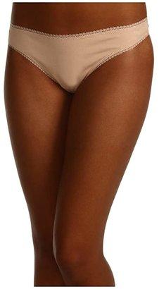 OnGossamer Cabana Cotton Hip G Thong 1412 (Blush) Women's Underwear