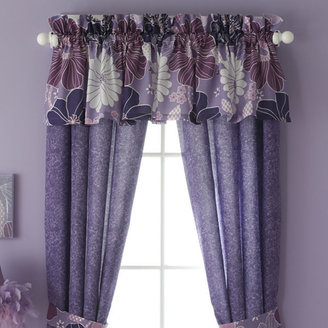JCPenney Home Angelica Floral Window Coverings