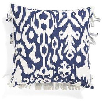 Nordstrom 'Fine Fringe' Ikat Pillow