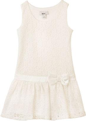 Amy Byer Kids Dress, Little Girls Daisy Drop Waist Dress
