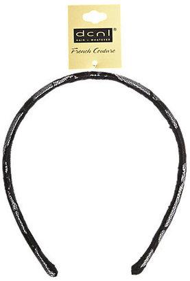 Sally Beauty DCNL Hair Accessories DCNL Black Lace Thin Headband